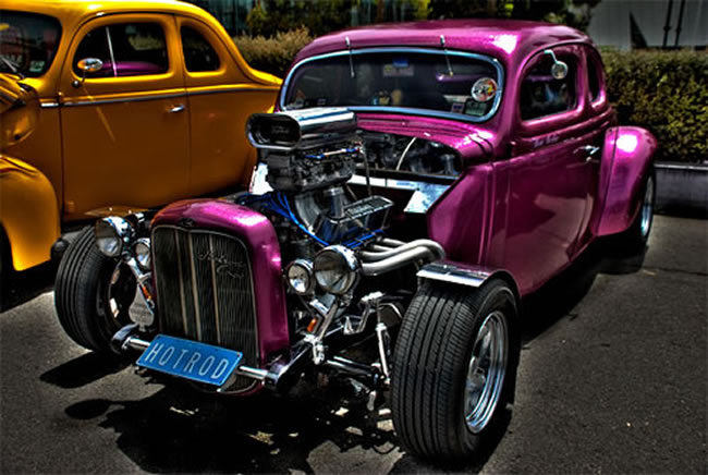 pink hot rods 7
