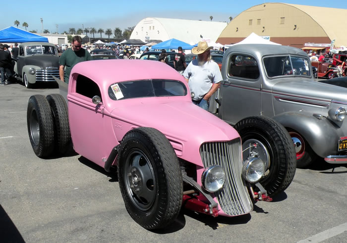 pink hot rods 8