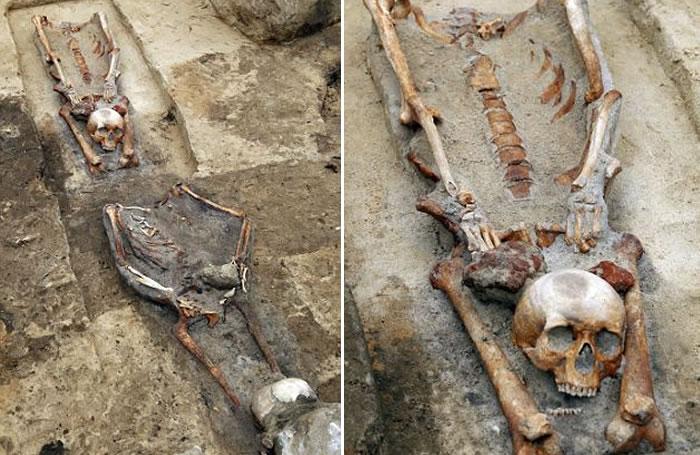 real vampire graves