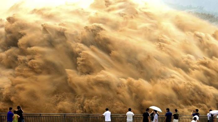 yellow river china