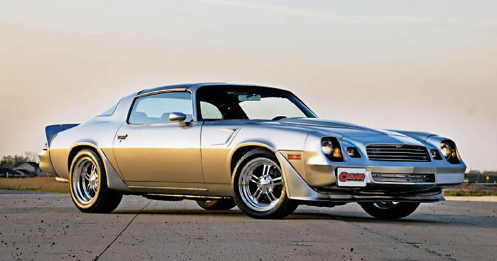 1980 Chevrolet Camaro Z28 - Car Of The Day