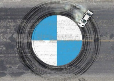 BMW-Logo-Ultimate-Driving-Machine-Drawn-By-Drifting-BMW