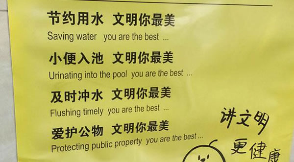 Chinese Sign Translation Fails 11