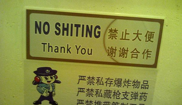 Chinese Sign Translation Fails 15
