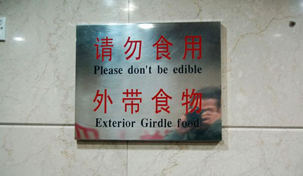 Chinese Sign Translation Fails 17