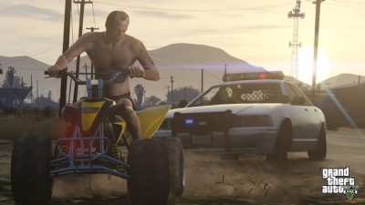 Grand Theft Auto Online Gameplay Footage Revealed