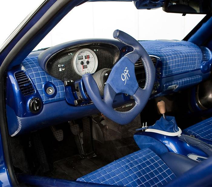 Porsche 911 Gts Engine: Porsche 911 9ff GT9-R