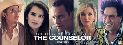 The Counselor Movie Trailer Starring Brad Pitt