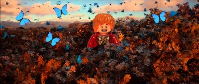 The Hobbit The Desolation Of Smaug Trailer in lego