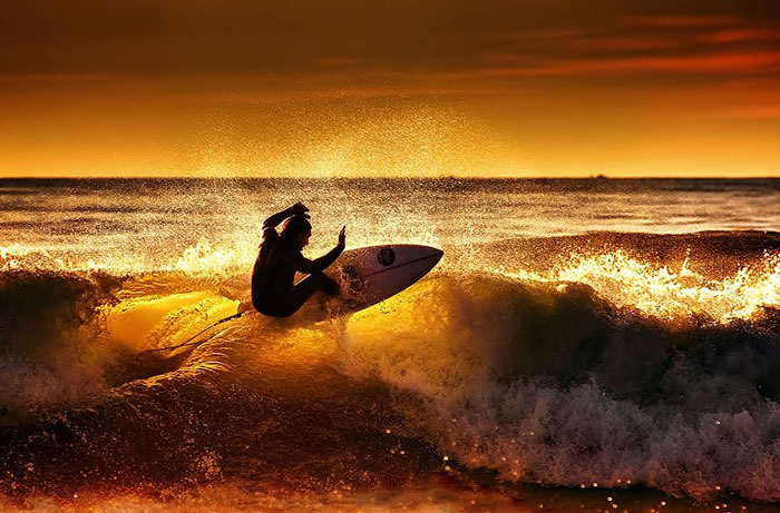 Amazing Photography 10 Great Surfing Shots