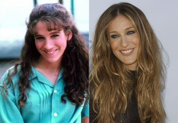 celebrities when they were young and now 14