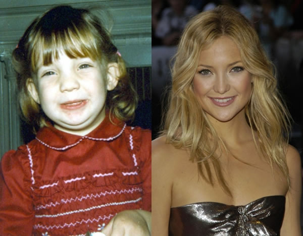 celebs when they were young and now 9