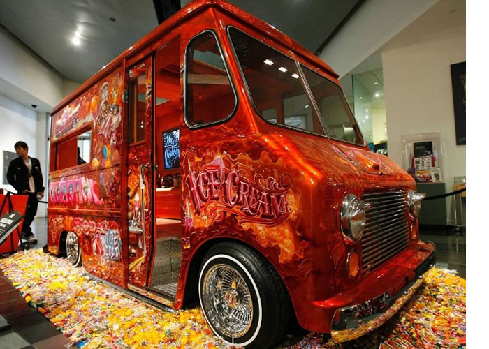 Dodge Ram Trucks >> Top 10 - Craziest Ice Cream Trucks Ever