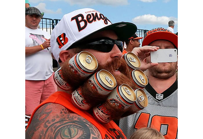 Today's daily wtf what a great beer holder