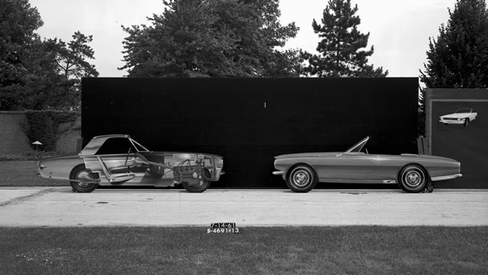 1961-62 two-seat coupes