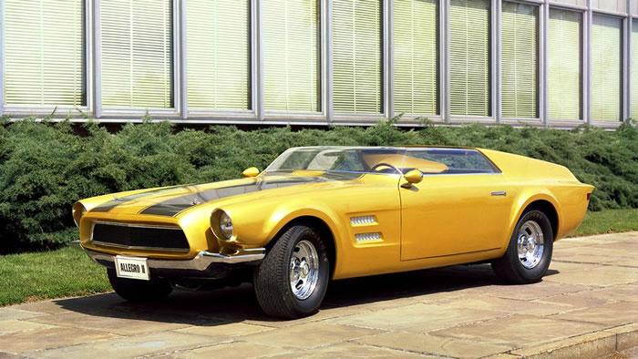 1967 Allegro II Concept