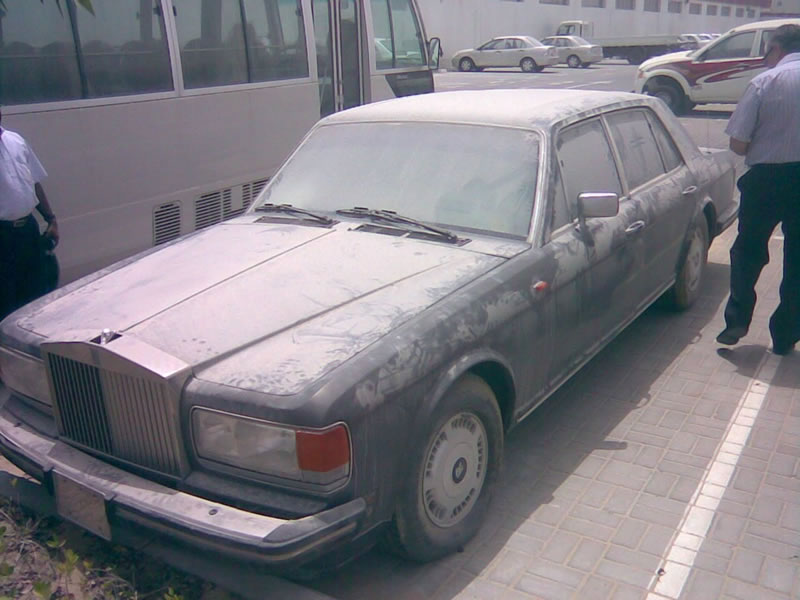 Dubai Airport Cars
