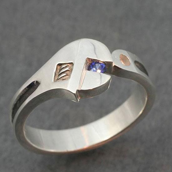 Low Profile Wedding Ring Sandropaintingcom