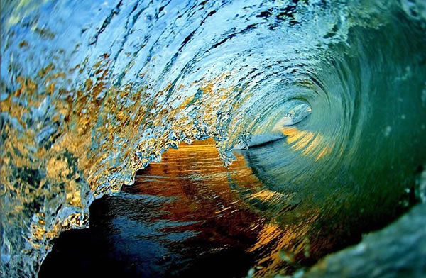 Amazing Pictures Taken Inside A Wave 9