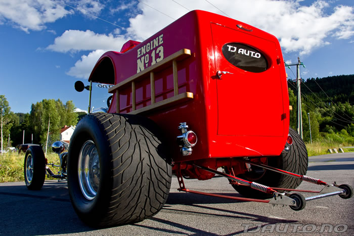Awesome Hot Rod Fire Truck Car Of The Day