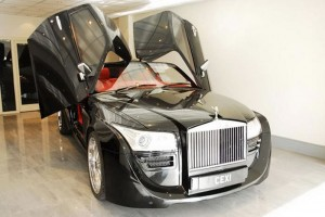Black Ruby Rolls Royce Coupe – Car Of The Day