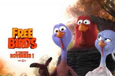 Free Birds movie trailer
