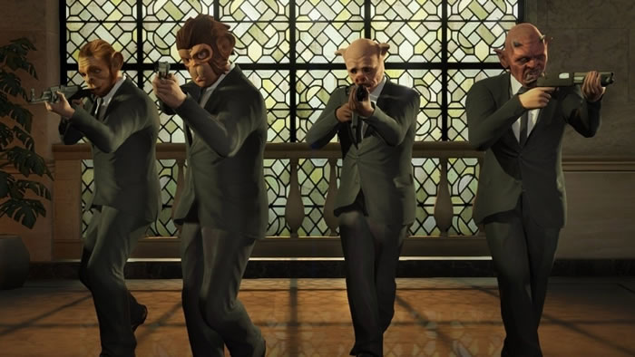 Grand Theft Auto 5 review 2