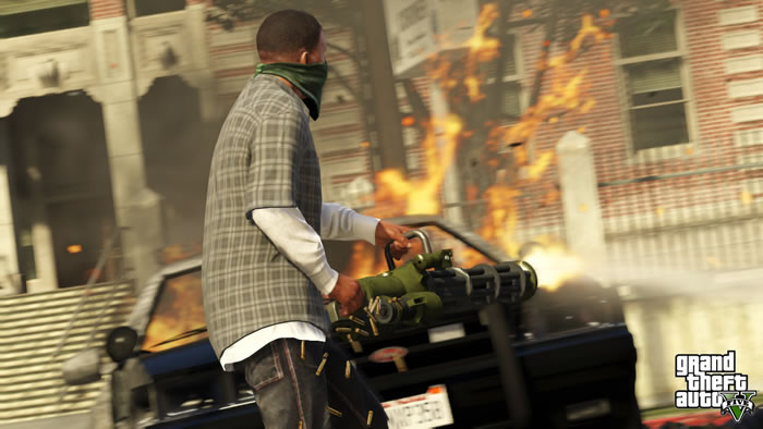 Grand Theft Auto 5 review 3