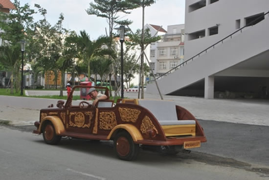 Homemade Wooden Car The Achilles Car Of The Day