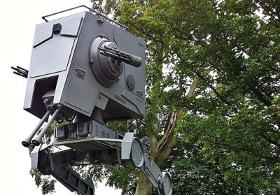Full Size Star Wars At-St Scout Walker Replica For Sale On eBay
