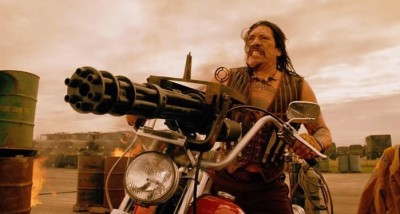 Machete Kills Official Trailer Starring Martin Sheen