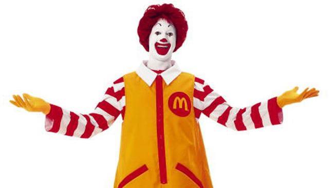 Original Ronald McDonald Clown 3