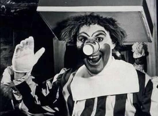 Original Ronald McDonald Clown