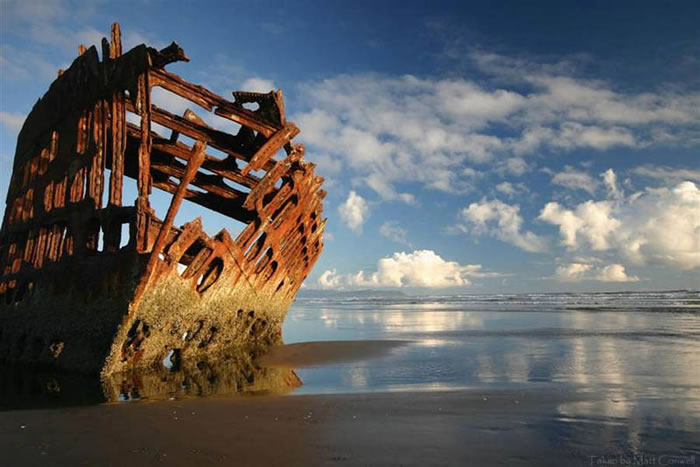 Pictures Of Shipwrecks Around The World 10