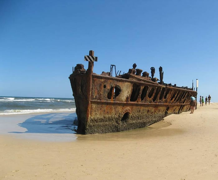 Pictures Of Shipwrecks Around The World 2