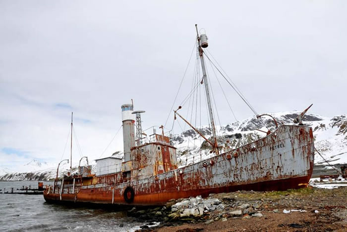 Pictures Of Shipwrecks Around The World 6