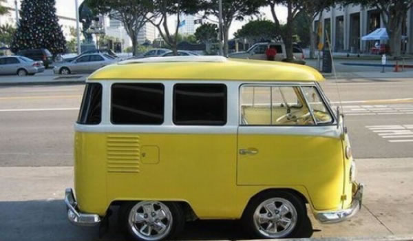 VW-Bus-Camper-Shortened-To-Compact-Size