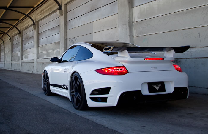 Vorsteiner VRT Porsche 911 Turbo Pictures And Details 1