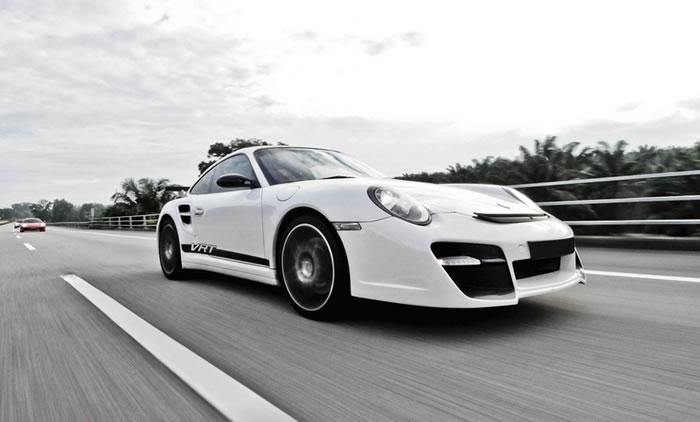 Vorsteiner VRT Porsche 911 Turbo Pictures And Details 5
