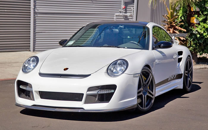 Vorsteiner VRT Porsche 911 Turbo Pictures And Details