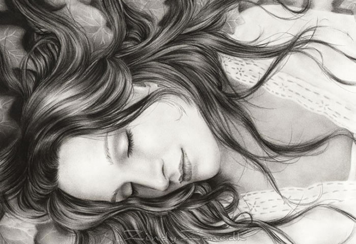 Amazing art 10 beautiful pencil sketches for Beautiful sketch paintings