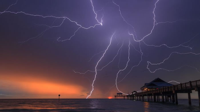 amazing nature - lightning (2)