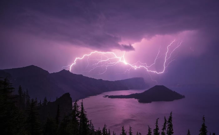 amazing nature - lightning (6)