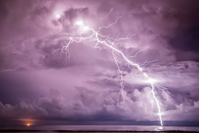 amazing nature - lightning (8)