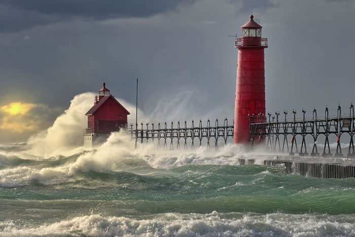 Amazing Photography 10 Great Lighthouse Shots