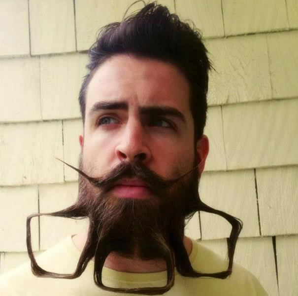 Daily WTF – 10 Mr Crazy Beard Styles