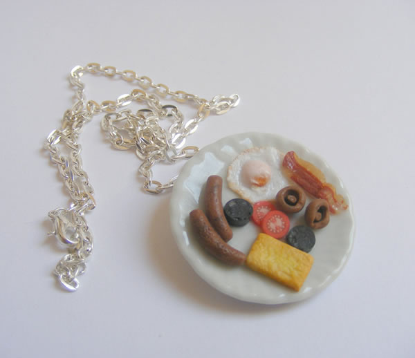 full english breakfast crafts and arts
