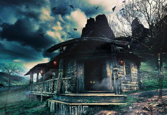 haunted houses (2)