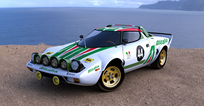 lancia stratos history discover this sports car 39 s origins and more. Black Bedroom Furniture Sets. Home Design Ideas