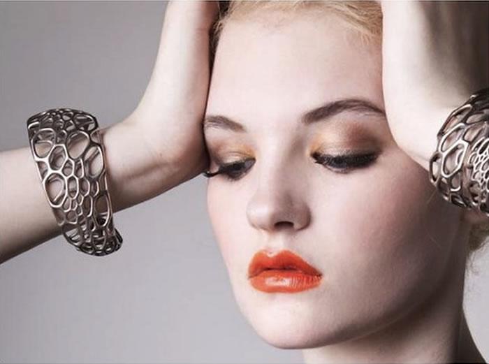3d printed designs jewelry